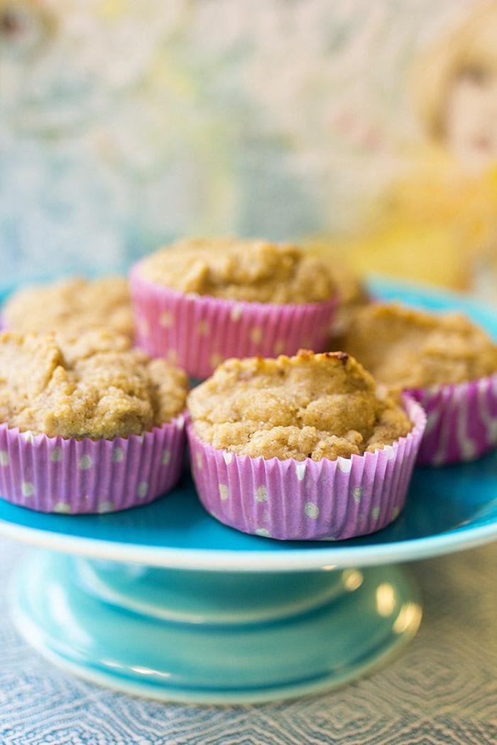 Paleo muffinssit