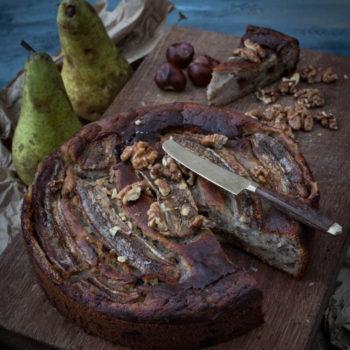 banaanileipä on Ihanan mehevä pikkujoulubrunssi tarjottava