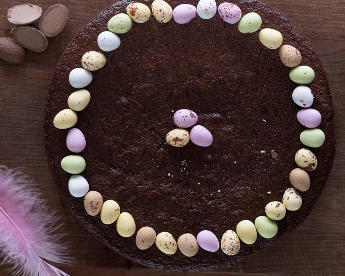 mämmimutakakku | mutakakku | pääsiäinen | mämmi | suklaa