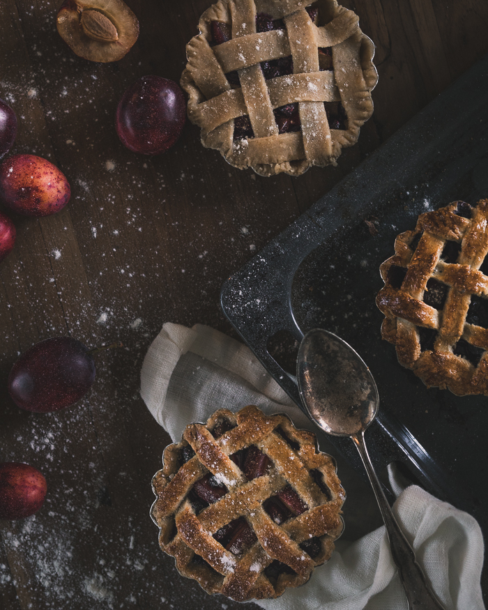 Luumu- mustikkatorttu | luumutorttu | luumu | leivonta | piirakka