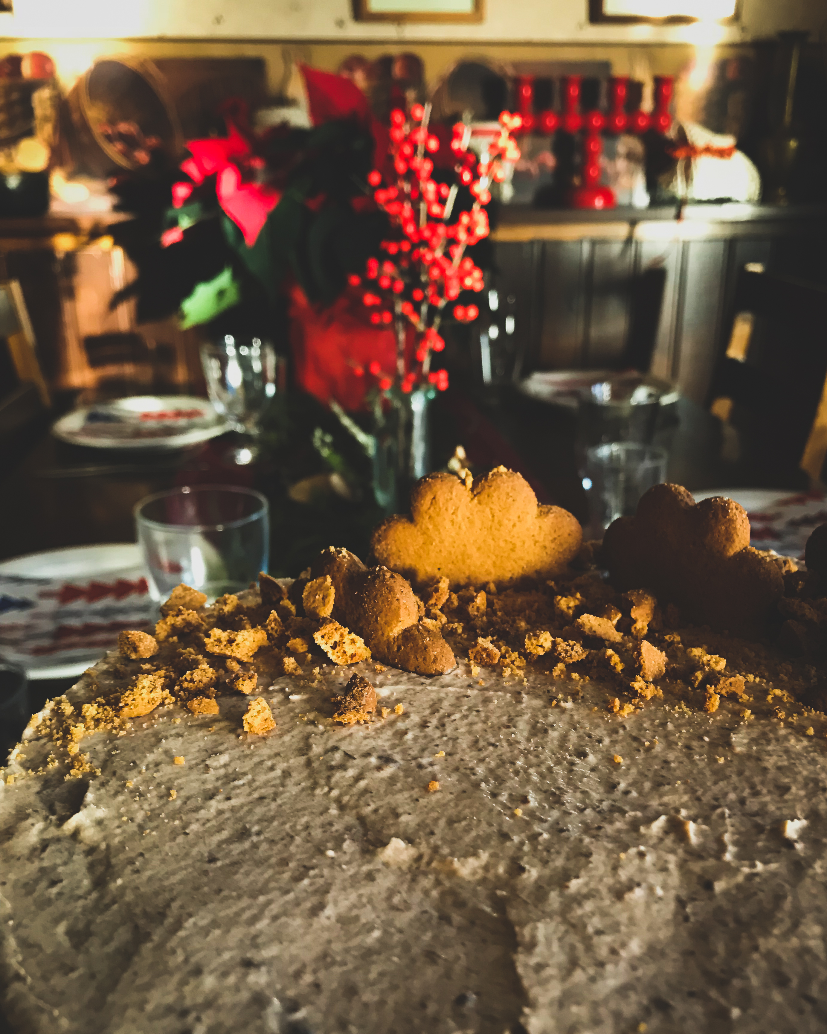Luumujuustokakku | juustokakku | joulu | joululeivonta | leivonta | kakku