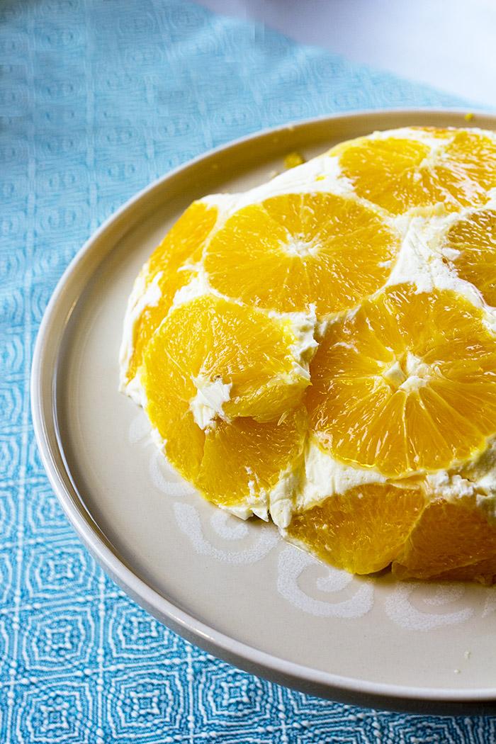 Appelsiinilotta on mainio VHH jälkiruoka