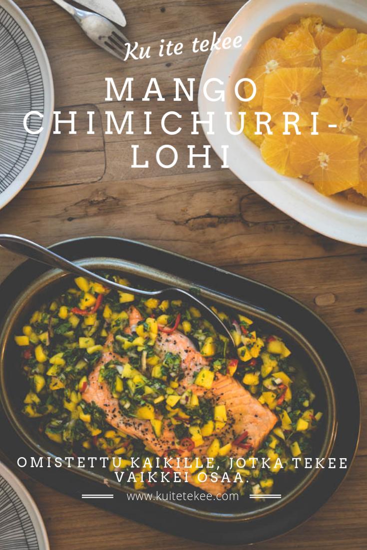 Chimichurrilohi